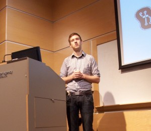 2011 summer research rotation talks
