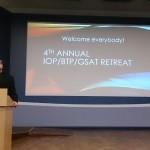 BTP/IOP/GSAT 2014 Pictures
